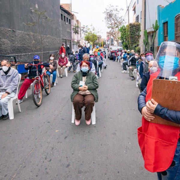 CAMPAÑA INTEGRAL DE SALUD CON LA DIRIS LIMA SUR