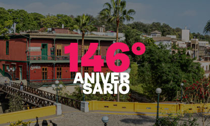 SESIÓN SOLEMNE POR EL 146 ANIVERSARIO DE BARRANCO