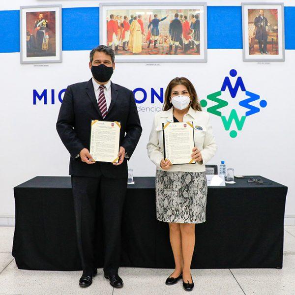 Convenio De Cooperación Interinstitucional Entre La Superintendencia Nacional De Migraciones Y La Municipalidad De Barranco