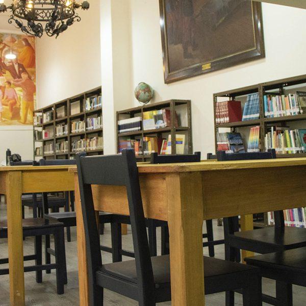 Aniversario y Remodelación de la Biblioteca Municipal